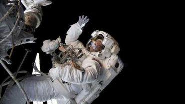 Trois astronautes de retour sur Terre après une mission de plusieurs mois sur l'ISS