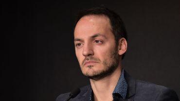 Fabrizio Rongione sera l'un des invités du Festival du Cinéma belge de Moustier