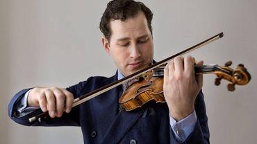 Nikolaj Znaïder jouera le Concerto pour violon de Brahms
