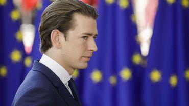 Depuis le scrutin, le président autrichien Sebastian Kurz, le président entretenait le flou quant à sa position