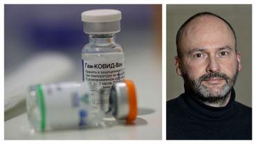 Vaccin Spoutnik V et le professeur Jean-Michel Dogné