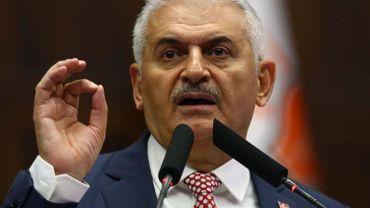 """Le Premier ministre turc rejette tout """"esprit de vengeance"""" contre les putschistes"""