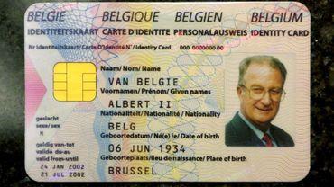 La carte d'identité électronique coûtera désormais quatre fois plus cher qu'une carte papier.