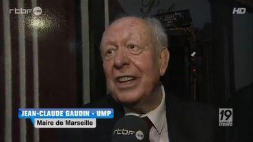 """Jean-claude Gaudin, maire de Marseille: """"le président veut mon scalp"""""""