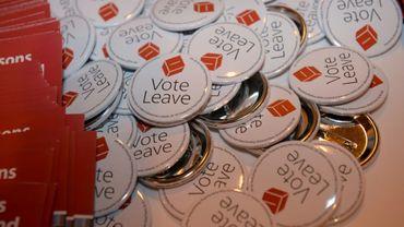 La campagne officielle pour le vote en faveur du Brexit, Vote Leave, a reçu une amende pour avoir enfreint le code électoral, selon une décision de la commission électorale britannique rendue le 17 juillet 2018