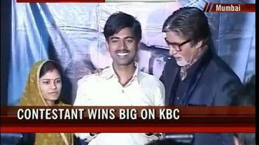 """Inde: un vrai """"Slumdog millionnaire"""" a fait mieux que dans le film"""
