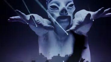 Les incroyables visuels des lives de Chemical Brothers dans leur nouveau clip