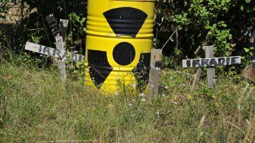 Stockage des déchets nucléaires: l'AFCN doute des choix de l'Ondraf