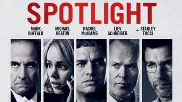 """L'affiche de """"Spotlight"""""""