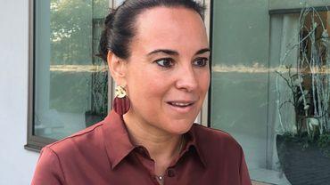 Lydia Klinkenberg succède à Harald Mollers à l'enseignement en communauté germanophone