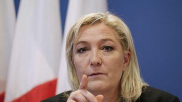 Grèce: l'extrême droite française espère une victoire de la gauche radicale Syriza