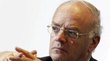 Le président de Belfius, Alfred Bouckaert, a démissionné