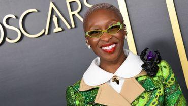 """Cynthia Erivo est la seule actrice noire à être nommée pour l'Oscar de la meilleure actrice pour son rôle dans """"Harriet"""" pour la 92e cérémonie des Oscars, ce dimanche 9 février 2020."""