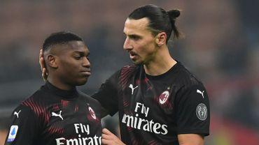 Un centre dévié de Saelemaekers arrache un point pour Milan sur le terrain de la Spal