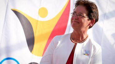 Anne d'Ieteren reste présidente du Comité Paralympique Belge