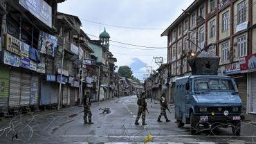 Inde: New Dehli annonce un allègement progressif des restrictions imposées au Cachemire
