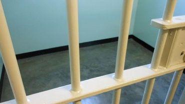 Détenu en attente d'un jugement ce jour-là, le prévenu avait pris un morceau du luminaire de la cellule et l'avait introduit dans la serrure, qui s'était bloquée (illustration).