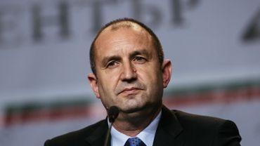 Présidentielle bulgare: l'opposant Roumen Radev confirmé en tête
