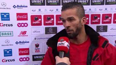 """Mehdi Carcela : """"A chaque fois que j'essayais de prendre du plaisir, on me mettait par terre"""""""