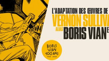 Le scénariste Jean-David Morvan adapte Boris Vian en BD