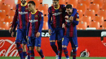 Repas chez Messi, LaLiga enquête après une possible infraction du protocole Covid-19
