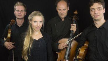 (REPLAY) Quatuor Taurus et Joonas Ahonen - Beethoven et Respighi