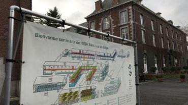 Un climat social compliqué à l'école supérieure des arts de Liège