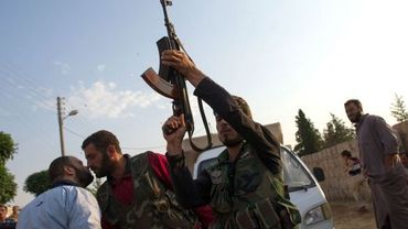 A Alep, les rebelles reculent