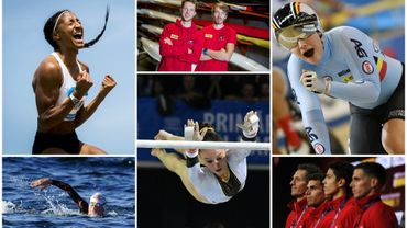 Thiam, Degrendele, Derwael ou le 4x400m porteront les espoirs de médailles belges