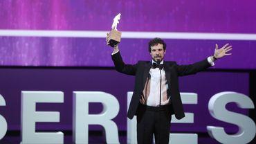 """Francesco Montanari a remporté le prix d'interprétation pour son rôle dans la série italienne """"Cacciatore"""""""
