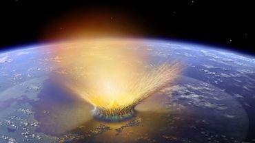 Un astéroïde potentiellement destructeur pour notre planète la frappe tous les dix millions d'années.