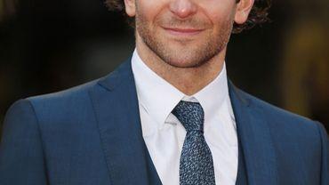 """Bradley Cooper sera bientôt (en chair et en os) à l'affiche d'""""American Hustle"""", un polar à l'accent seventies signé David O. Russell"""
