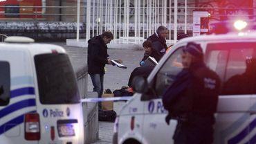 Un homme abattu en région liégeoise après avoir menacé des policiers au couteau