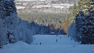 Skier à Spa.