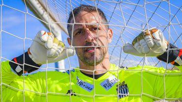 Nicolas Penneteau a prolongé d'un an son contrat avec le Sporting de Charleroi