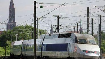Strasbourg à moins d'1H50 de TGV de Paris à partir du 3 juillet