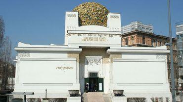 Le palais de la Sécession viennoise