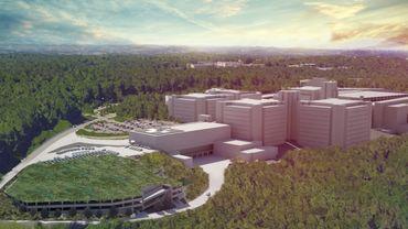 Voici ce à quoi le futur bâtiment pourrait ressembler
