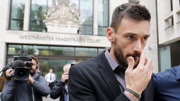 Hugo Lloris condamné à 20 mois de suspension de permis et une forte amende