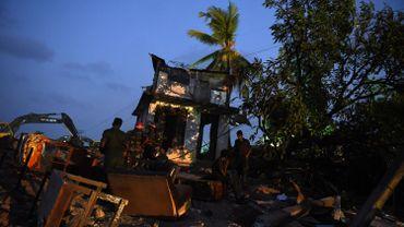 Sri Lanka: 26 morts dans l'éboulement d'ordure