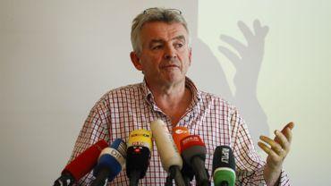 Michael O'Leary, patron de Ryanair