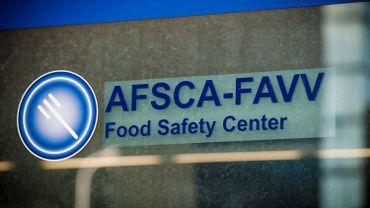Les résultats des inspections de l'AFSCA consultables sur internet en 2015