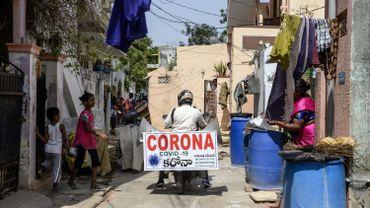 Coronavirus en Inde: 6000 nouvelles infections, record journalier