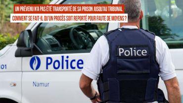 Manque d'effectif à la police, procès reporté... Comment en arrive-t-on là?