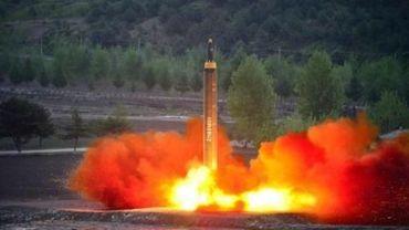 """Les quinze membres ont demandé à Pyongyang de ne """"pas conduire de nouveaux tests de missiles nucléaire et balistique"""""""