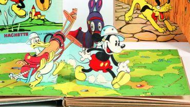 L'une des plus importantes collections de livres animés est mise en vente à Bruxelles.