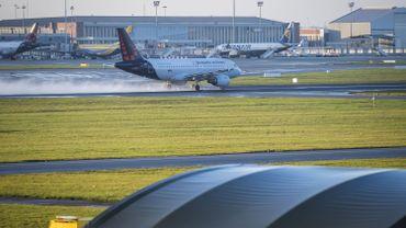 Nombre record de passagers en mars et au premier trimestre à Brussels Airport
