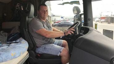 Cherche 8.000 chauffeurs poids lourds en Belgique