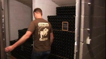 A Bruxelles, des caves pour faire vieillir de la gueuze Cantillon