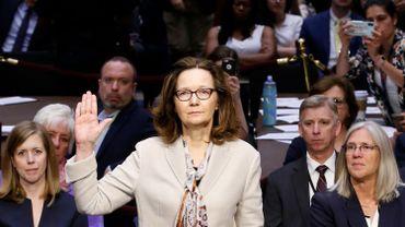 Le Sénat américain confirme la nomination de Gina Haspel à la tête de la CIA